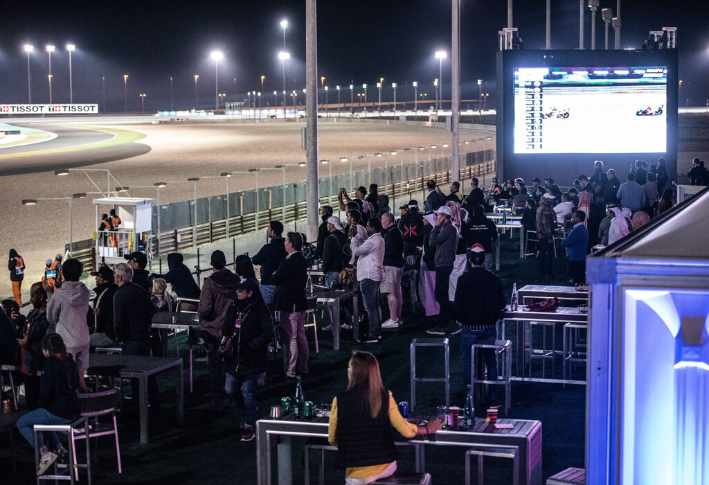LOSAIL VIP CLUB  TURN 10
