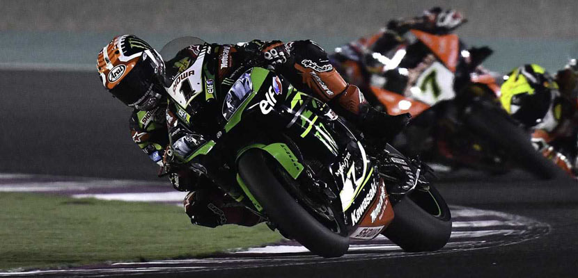 Rea takes Race 2 victory ahead of Davies and Bautista